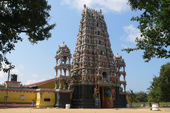 Trincomalee, Sri Lanka: Mamangam Temple 2014