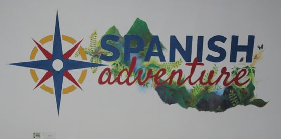 San Carlos, Colombia: Spanish Adventure Logo