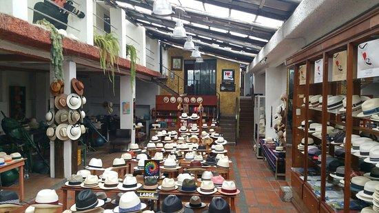 """Economuseo Municipal """"Casa del Sombrero"""""""