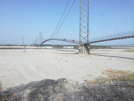 Far-Western Region, Nepal: Chadnai Dodhara Suspension Bridge
