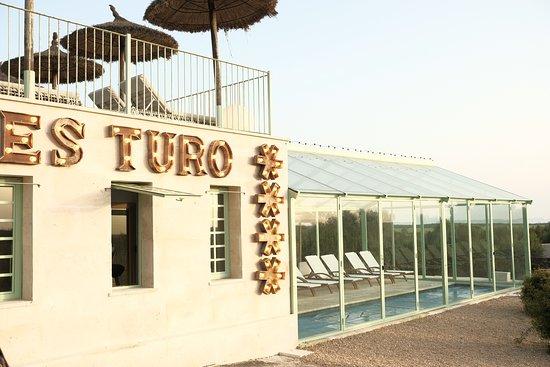 Es Turo Finca Hotel Rural: Landhotel mallorca