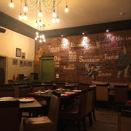 Gabbar S Bar And Kitchen Kolkata West Bengal