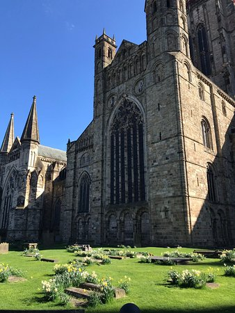 Durham Cathedral: Beautiful.