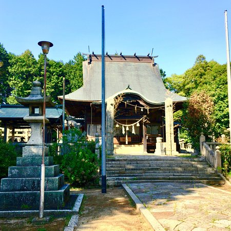 Tsuneishi Hachimangu Shrine
