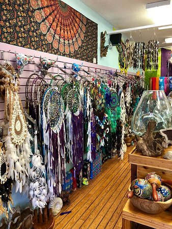 25c7287688a3 neat little shop with very gypsy like items - Picture of Barefoot ...