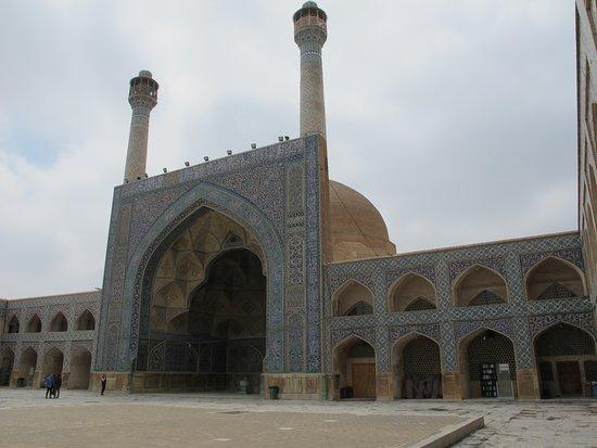 Kashan, Iran: Ispahan Mosq