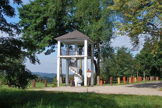 Tyn nad Vltavou, Tsjechië: Rozhledna