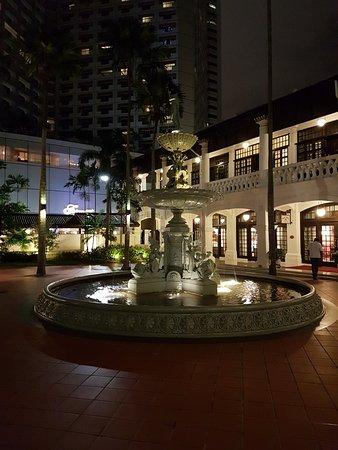Raffles Hotel Singapore Bild