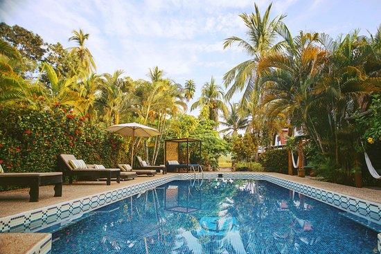 Esterillos Este, Costa Rica: The Pool is waiting for you...