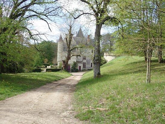 Saint-Germain-sur-Vienne, Francia: Chateau du Petit Thouars