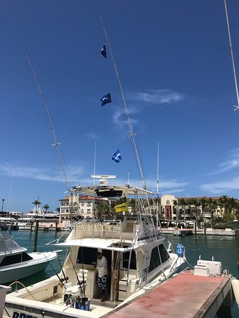 Mike's Marina Fishing Charters SRL: Bragging Rights Flags!