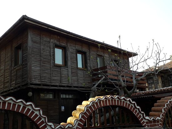 Old Houses of Pomorie architectural reserve