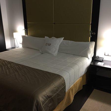 Genial hotel muy cerca del Cáceres monumental