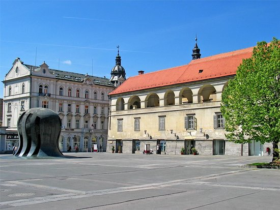 Trg Svobode Square