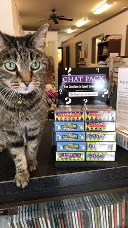 Grand Blanc, MI: We now sell Chat Pack