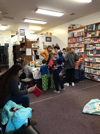 Grand Blanc, MI: We love having special events like craft supply swaps!