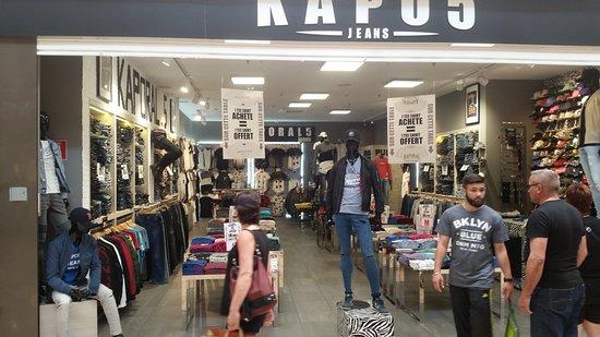Gran Jonquera Outlet & Shopping: Factory shop