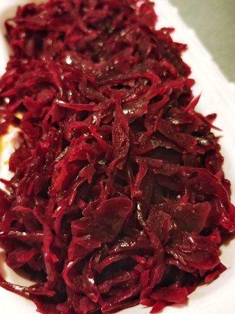 Glens Falls, Estado de Nueva York: Tender and Flavorful Braised Red Cabbage