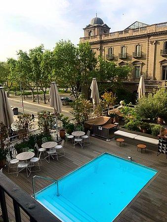hotel oasis barcelone espagne voir les tarifs 75 avis et 734 photos. Black Bedroom Furniture Sets. Home Design Ideas
