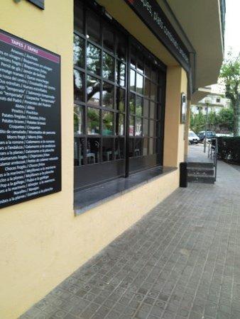 Argentona, Spain: Vista exterior