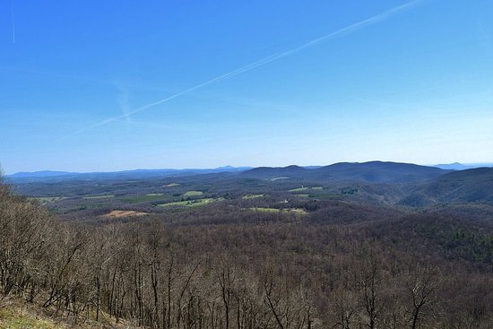 Floyd, VA: View from the Saddle