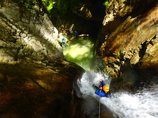 Canyoning Vercors & Cie