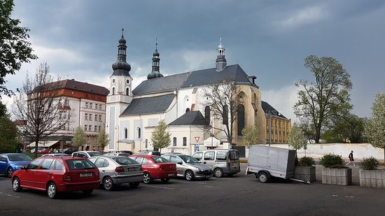 Kostel Narozeni Panny Marie a Klaster Minoritu
