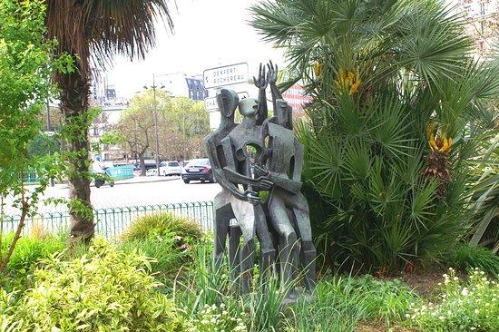 Statue Le retour du fils prodigue