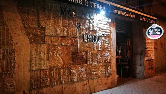 Fuensalida, Ισπανία: Mesón Mar e Terra