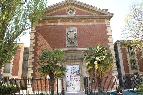 Le Jardin Saint Lazare