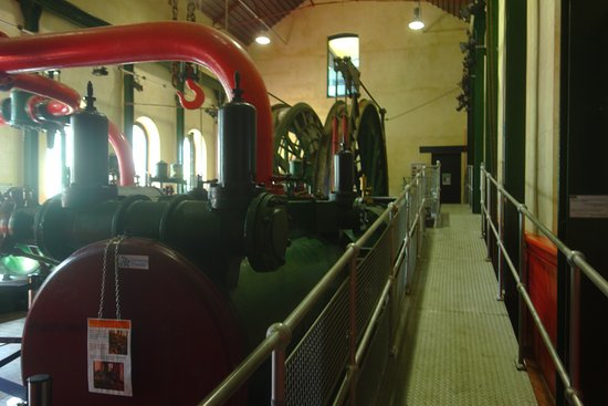 New Tredegar, UK: Engine Room Gallery