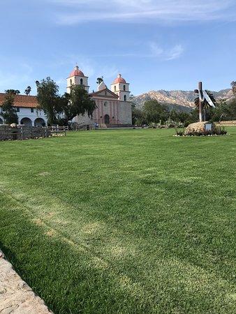 Mission San Diego de Alcala: front
