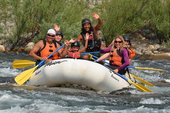 Leavenworth, WA: River trips for all ages with personable, professional guides.