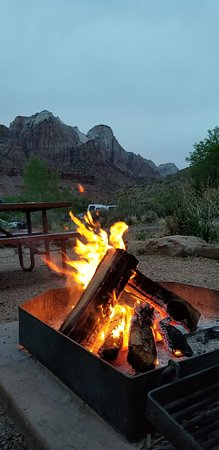 Watchman Campground: 20180415_200633_large.jpg