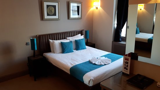New Madeira Hotel: Standard Double Room