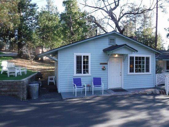 Idyllwild, Καλιφόρνια: 'Falcon' Cottage - quaint and quiet
