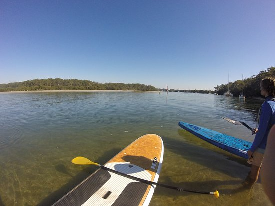 Jervis Bay Stand Up Paddle Photo