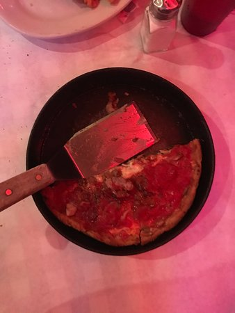 Deep Dish Delish