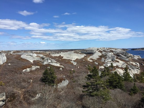 West Dover, Kanada: the trail