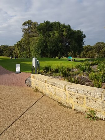 Wembley Downs, Австралия: Wembley Golf Course Perth