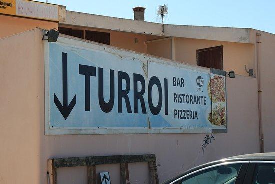 San Giovanni di Sinis, إيطاليا: Turroi