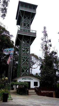 Lahad Datu, ماليزيا: tower