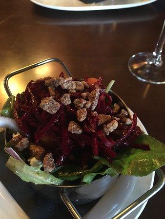 The Gahan House: Beet salad