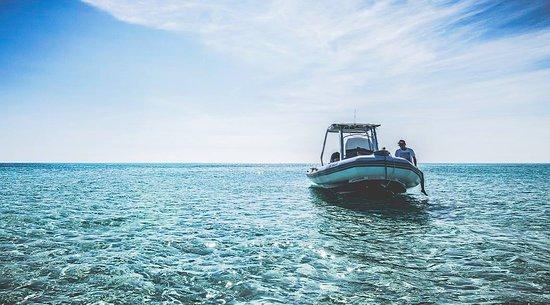 Bluelagoon Taxi Boat