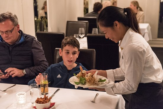 Beaumaris, Avustralya: Family Meal
