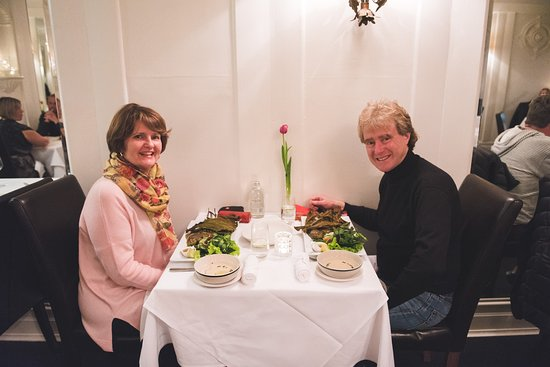 Beaumaris, Avustralya: Romantic Dinner
