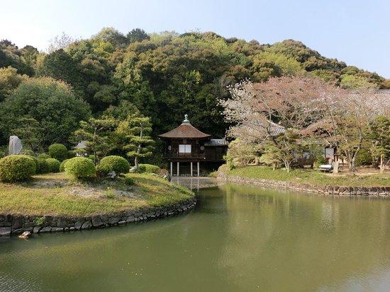 Negoro-ji Temple Meisho Garden