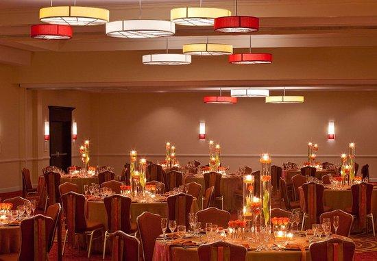 New York LaGuardia Airport Marriott: Ballroom