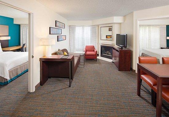 Ливония, Мичиган: Guest room