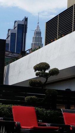 ParkRoyal Kuala Lumpur: Pool views